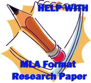 Headings in a research paper mla